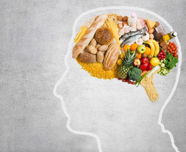 mentes y alimentación